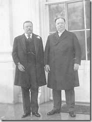 Presidents-Roosevelt-and-Taft-1909